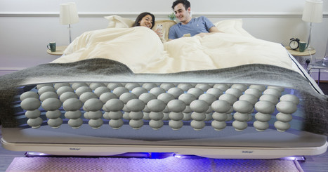 Balluga: The Worlds Smartest Bed | Futuristic Technologies | Scoop.it