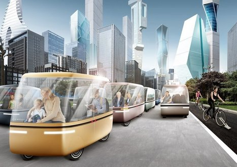 Here's what cities will look like in 2050 | Chasing the Future | Scoop.it