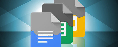 10 Neat Ways to Create Beautiful Google Documents | Soup for thought | Scoop.it