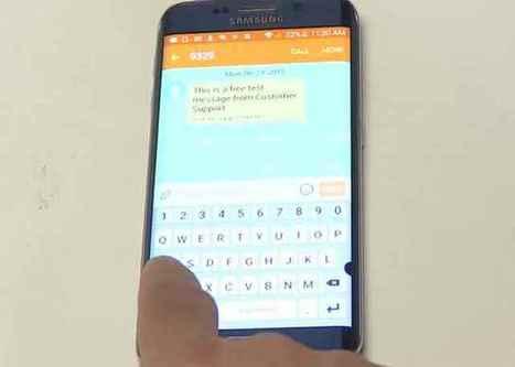 Samsung Galaxy S7 elimina automaticamente messaggi SMS | AllMobileWorld Tutte le novità dal mondo dei cellulari e smartphone | Scoop.it