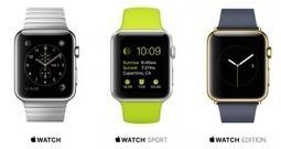 Présentation officielle de la montre connecté d'Apple : l'Applewatch. - Les Objets Connectés   Les objets connectés   Scoop.it