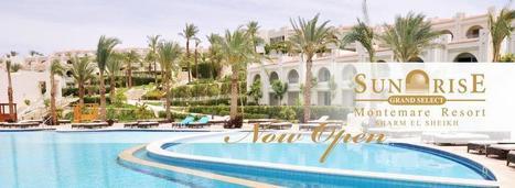 News - SUNRISE Grand Select Montemare Resort - Now Open! - SUNRISE Resorts & Cruises | SUNRISE Resorts & Cruises | Scoop.it