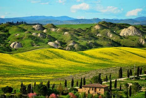 From Asciano to Sovicille: a Terracotta tour | Italia Mia | Scoop.it