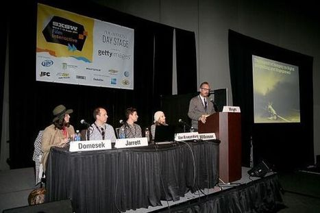 SXSW   Impact of Imagery on Digital Storytelling and Engagement   Video. InFocus   Tracking Transmedia   Scoop.it