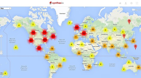 SMToolbox: How to Monitor Global Social Conversations with Synthesio | Competitive Intelligence for International Business | Scoop.it