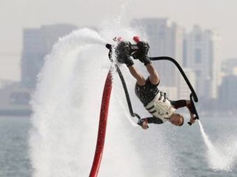 Flyboarding - The New Extreme Sport? | Grade 6 News You Can Use | Scoop.it