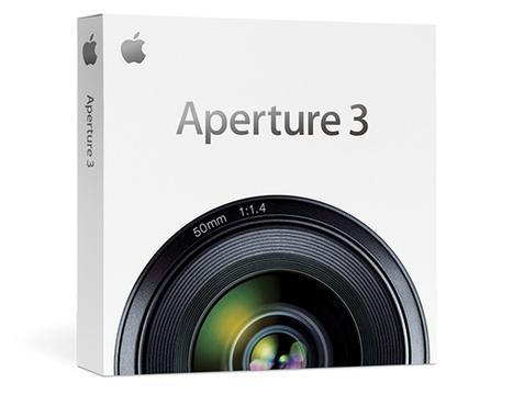 Apple arrête le développement d'Aperture   100% e-Media   Scoop.it