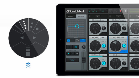 Cakewalk ScratchPad iPad App: Dynamic Loop Performances | DJing | Scoop.it