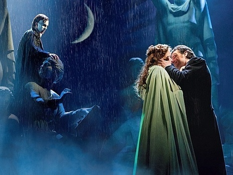 Broadway in Milwaukee | Photo 3 of 9 | Show Photos: The Phantom of the Opera National Tour | Música! | Scoop.it