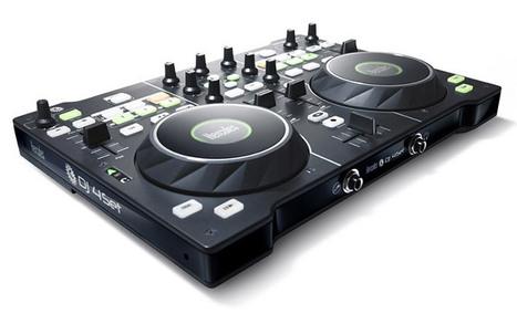 Hercules DJ 4Set is Perfect for Beginner DJs | All Geeks | Scoop.it