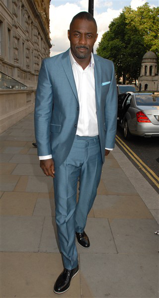 Idris Elba rushed to hospital after suffering asthma attack on plane - Sexy Balla   News Daily About Sexy Balla   Scoop.it