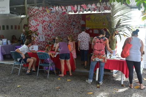 Fin d'un Salon du Livre 2014 de transition | Tahiti Infos | Kiosque du monde : Océanie | Scoop.it