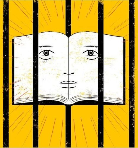Beyond Walls: Libraries and Incarcerated Youth | Library things and stuff | Scoop.it