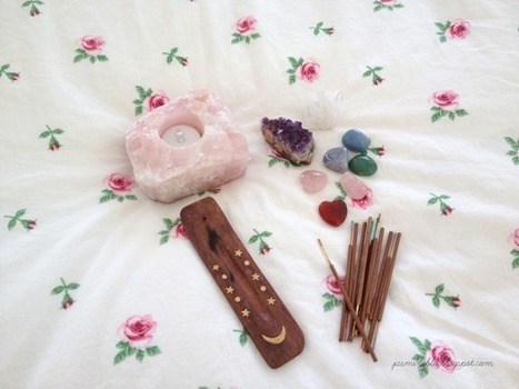 A girls guide to life ♡: Crystal healing ♡ | Healing Crystals | Scoop.it