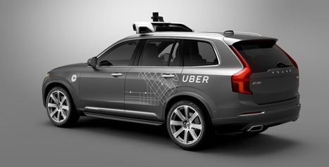Uber va utiliser des voitures autonomes dès la fin du mois d'août | Vous avez dit Innovation ? | Scoop.it