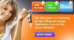 Blank Check Auto Loans- Get Auto Financing After Bankruptcy With No Credit   Blank Check Auto Loans   Scoop.it