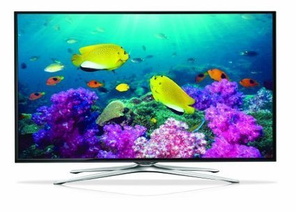 Cyber Monday 2013 Samsung UN32F5500 32-Inch 1080p 60Hz Slim Smart LED HDTV from Samsung | Cyber Monday HDTV Deals | Scoop.it