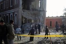 Triple attentat à la bombe en Egypte à la veille du 3e anniversaire de la révolte qui a évincé Moubarak | Égypt-actus | Scoop.it