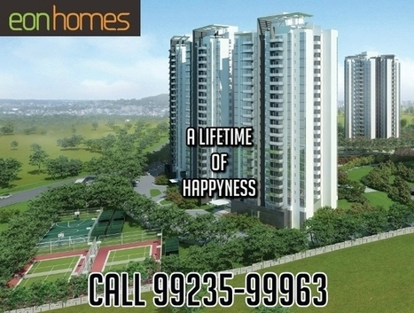 Eon Kasturi Homes In Pune | Real Estate | Scoop.it