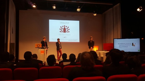 D. Labouesse se distingue au challenge innovation Orange-Alcatel Lucent | Télécom Saint-Etienne | Scoop.it
