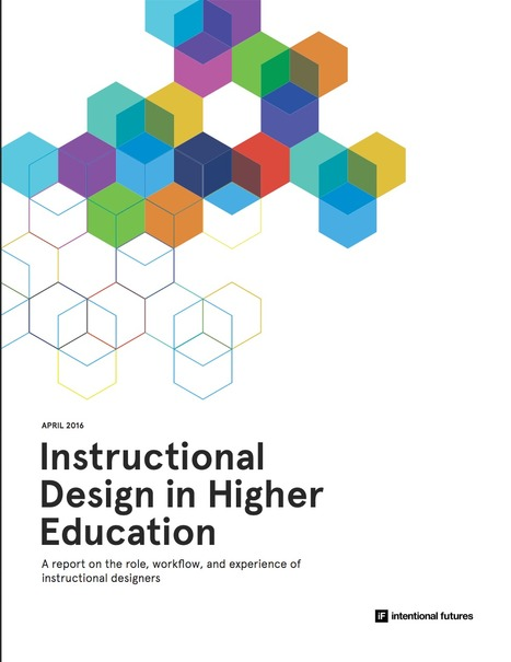 [PDF] Instructional Design in Higher Education | EdTech, eLearning, Instructional Design, Resources & Books | Scoop.it