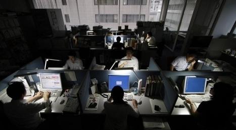 Internet et les bouleversements du travail salarié | SocialeDialoog | Scoop.it
