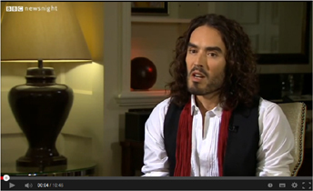 The Coming Revolution Against The 1% By Comedian Russell Brand | THE  SPOT | Scoop.it