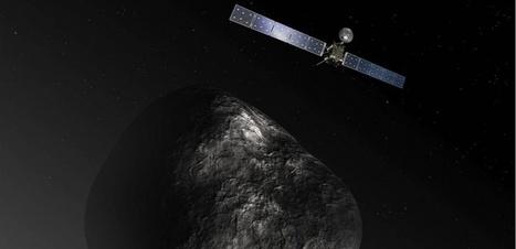 La comète Tchouri libère du dioxygène!   En vrac   Scoop.it
