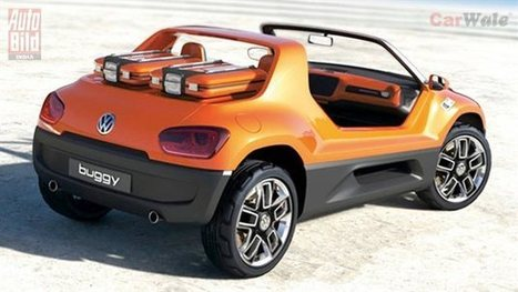 Volkswagen Up! Buggy may be more than just a prototype - CarWale News | cars | Scoop.it
