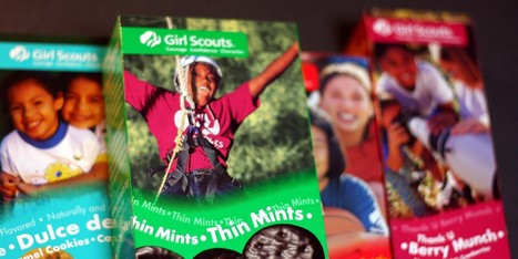 Girl Scout Cookies Are Now Being Sold Online | Xposing e-commerce, fashion & unique items. | Scoop.it