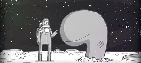 Les différentes morts possibles dans l'Espace, en une petite animation   Web Explorer   Scoop.it