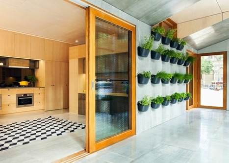World's First Carbon-Positive Pre-Fabribated House | Inspiration: Imagine. See the possibilities. | Scoop.it