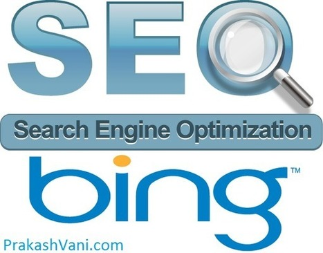 Bing SEO Guide for Beginners | Blogging | Scoop.it