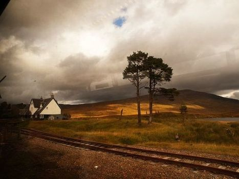 6 epic railway journeys to see the best of Scotland's scenery | Railway anthology | Scoop.it