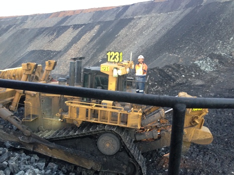Mick - Multi Skilled Operator in Mining | OHS Quest Two and Three- OHS in the Workplace with my Friends and Family, focusing on Mick a multi skilled operator | Scoop.it