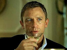 James Bond swaps martini for Heineken - Drinks Business | Wine in the World | Scoop.it