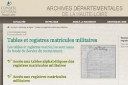 Pour les Poilus, la CNIL pourrait assouplir sa position | Histoire Familiale | Scoop.it