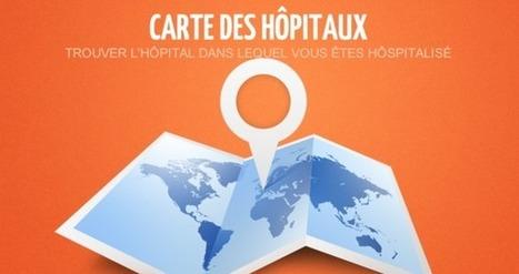 Hôpital Affinité, le premier réseau social qui connecte les patients hospitalisés   L'Atelier: Disruptive innovation   Veille Réseaux sociaux   Scoop.it