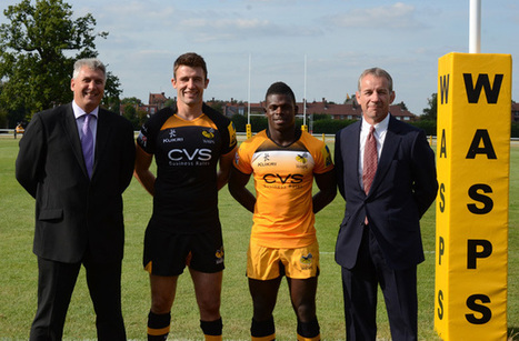 News | Official Aviva Premiership Website : London Wasps name CVS as Official Main Sponsor | Rugby y Salud | Scoop.it