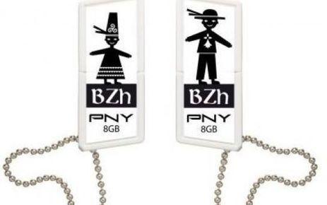 Les Bretons ont leur clé USB - Le Parisien | compteur des tropic | Scoop.it