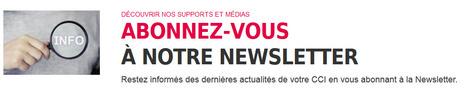 Abonnez-vous à notre newsletter | CCI Le Havre | Scoop.it