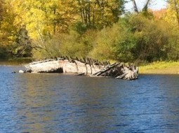 Mystery Of Ottawa River Shipwreck Revealed | All about water, the oceans, environmental issues | Scoop.it