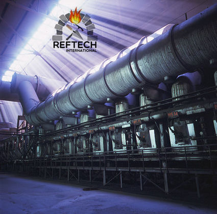 Major Refractory Services Company - Reftech   Refractory Solutions   Scoop.it