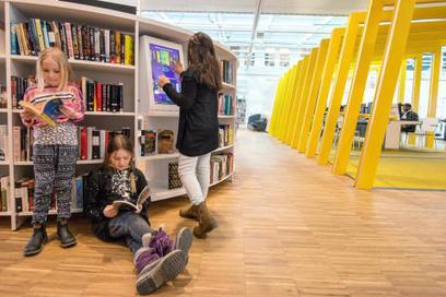 Kista bibliotek kan bli världens bästa folkbibliotek | Skolbiblioteket och lärande | Scoop.it