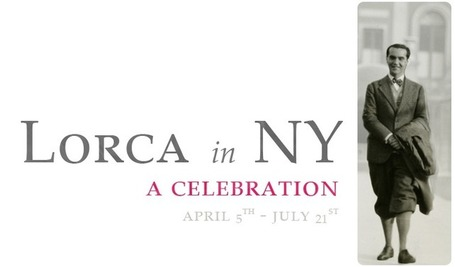 Lorca in NY | Español en Nueva York | Scoop.it