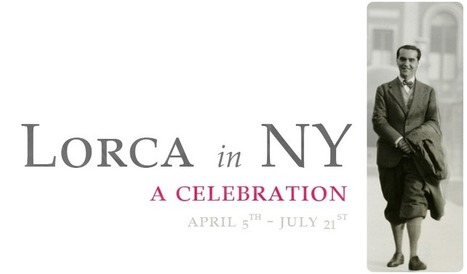 Lorca in NY | Español en Nueva York | Scoop.it