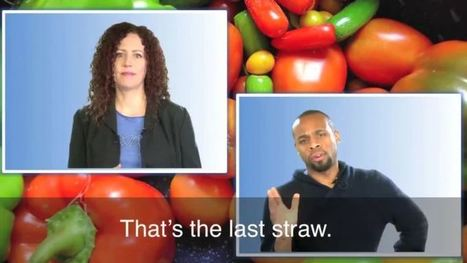 English in a Minute: The Last Straw   eflclassroom   Scoop.it