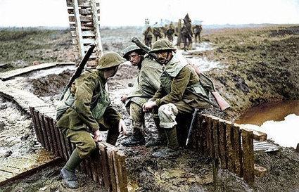 Cinco grandes mitos sobre la Primera Guerra Mundial | 1ªguerra mundial | Scoop.it
