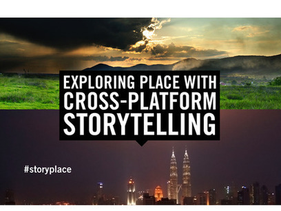 Looks good. Multipaltform Place Based or Situated Storytelling Panel. Schedule | sxsw.com | Serendipi.ty | Scoop.it