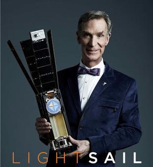 Ajuda a fazer História com a Light Sail de Bill Nye | Heron | Scoop.it